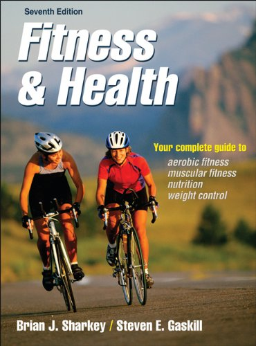Fitness and Health-7th Edition  7th 2013 edition cover