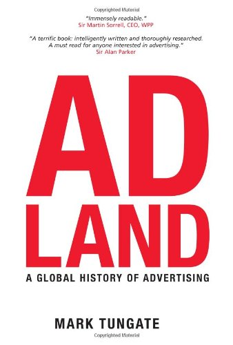 Adland A Global History of Advertising  2007 edition cover