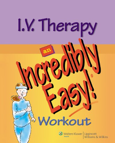 I. V. Therapy   2008 edition cover
