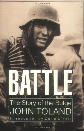 Battle The Story of the Bulge  1999 edition cover
