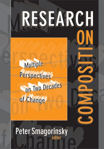 Research on Composition Multiple Perspectives on Two Decades of Change  2005 edition cover