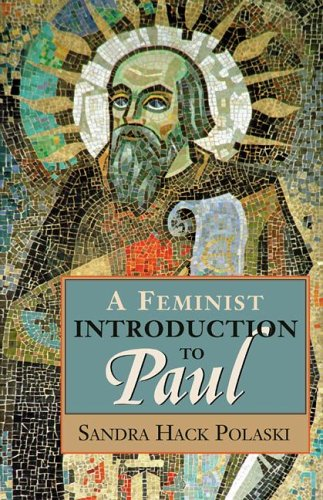 Feminist Introduction to Paul   2005 edition cover