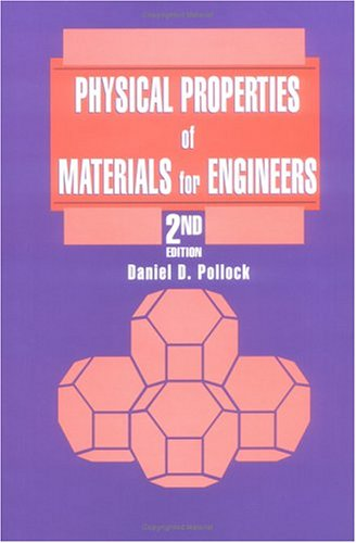 Physical Properties of Materials for Engineers  2nd 1993 (Revised) edition cover