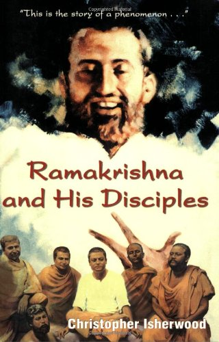 Ramakrishna and His Disciples 1st 1965 (Reprint) edition cover