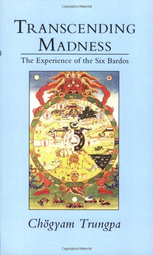 Transcending Madness The Experience of the Six Bardos  1992 9780877736370 Front Cover