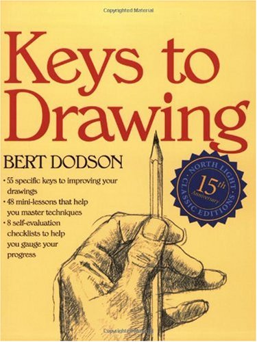 Keys to Drawing  15th 1990 9780891343370 Front Cover