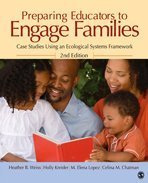 Preparing Educators to Engage Families Case Studies Using an Ecological Systems Framework 2nd 2010 edition cover