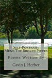 Self-Portrait Mend the Broken Pieces N/A 9781492161370 Front Cover