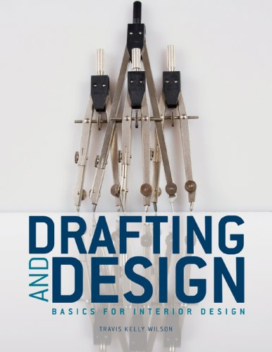 Drafting and Design Basics for Interior Design  2011 edition cover