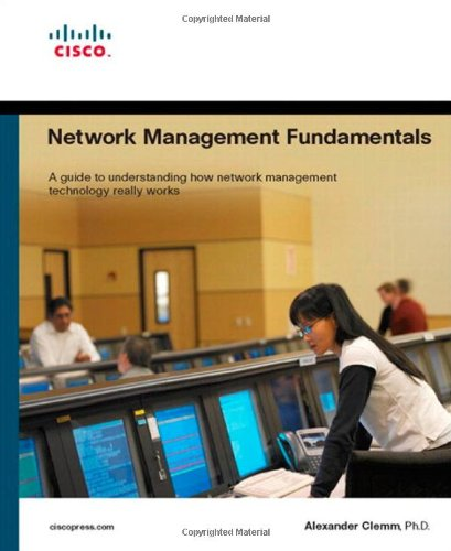 Network Management Fundamentals   2007 edition cover