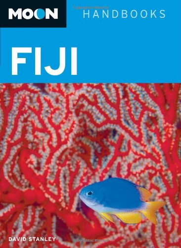 Moon Fiji  9th edition cover
