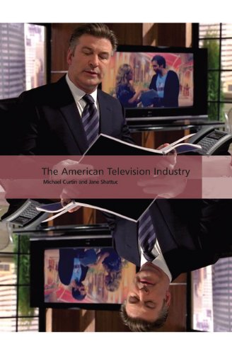 American Television Industry   2009 edition cover