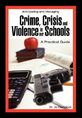Anticipating and Managing Crime Crisis A   2007 9781934043370 Front Cover