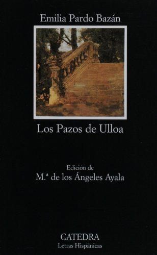 House of Ulloa   1997 9788437615370 Front Cover
