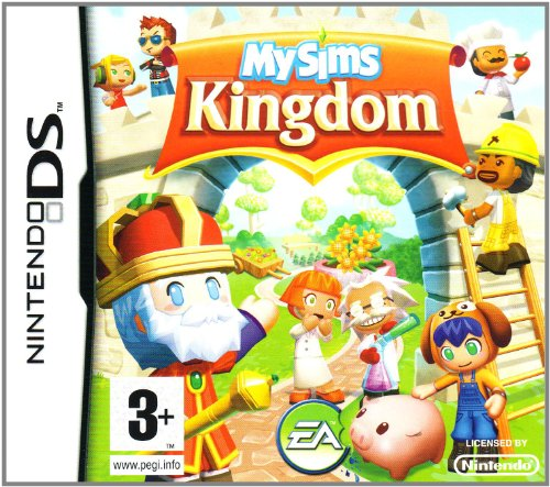 MySims: Kingdom [PEGI] Nintendo DS artwork
