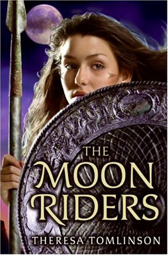 Moon Riders   2006 9780060847371 Front Cover