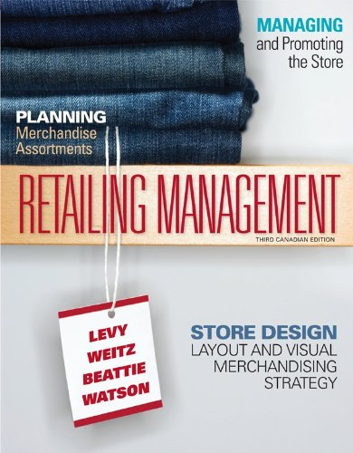 Retailing Management  3rd 2011 edition cover
