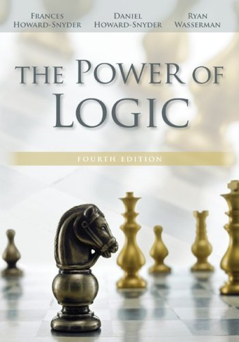 Power of Logic  4th 2009 edition cover