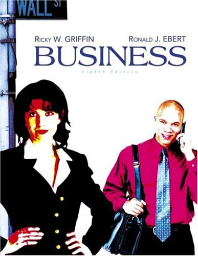 Business  8th 2006 9780131495371 Front Cover