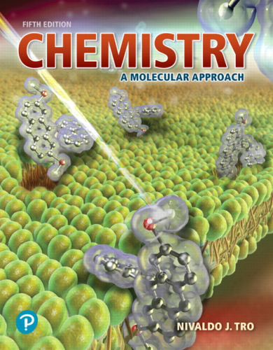 Cover art for Chemistry: A Molecular Approach, 5th Edition