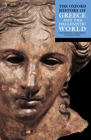 Oxford History of Greece and the Hellenistic World   2001 edition cover