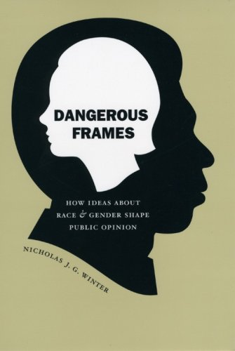 Dangerous Frames How Ideas about Race and Gender Shape Public Opinion  2008 9780226902371 Front Cover