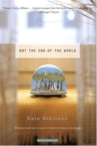 Not the End of the World  N/A edition cover
