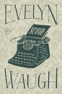 Scoop A Novel about Journalists  2012 edition cover