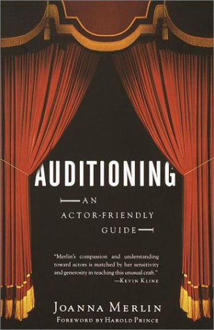 Auditioning An Actor-Friendly Guide  2001 edition cover
