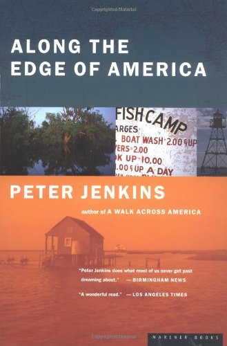 Along the Edge of America   1997 edition cover