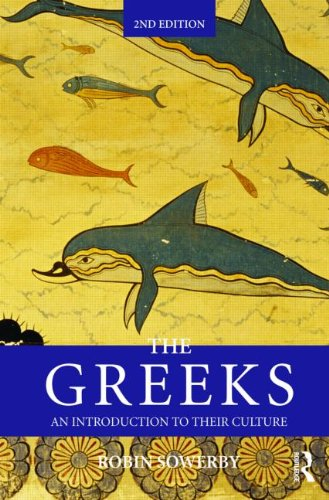Greeks An Introduction to Their Culture 2nd 1995 (Revised) edition cover