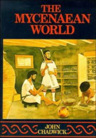 Mycenaean World   1976 edition cover