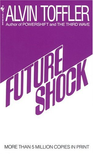Future Shock  N/A edition cover