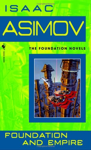 Foundation and Empire   1980 edition cover