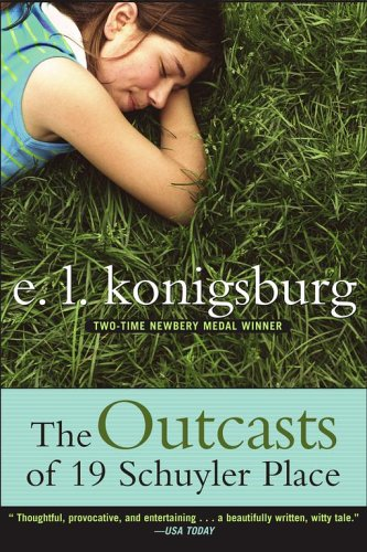 Outcasts of 19 Schuyler Place   2006 (Reprint) edition cover