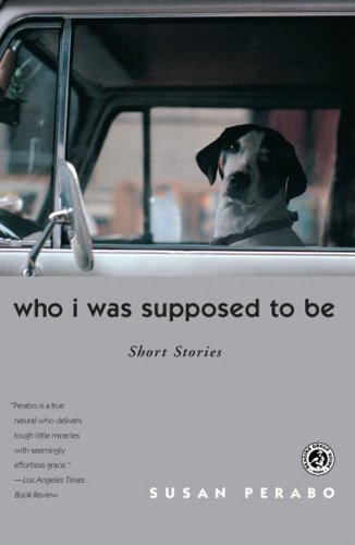 Who I Was Supposed to Be Short Stories  2006 9780743290371 Front Cover