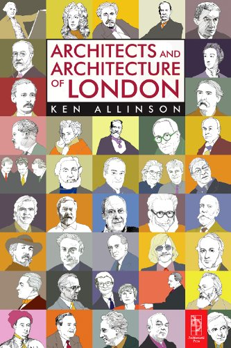 Architects and Architecture of London   2009 9780750683371 Front Cover