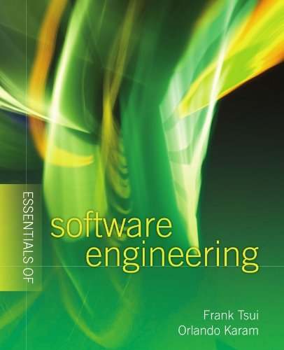 Essentials of Software Engineering   2007 edition cover