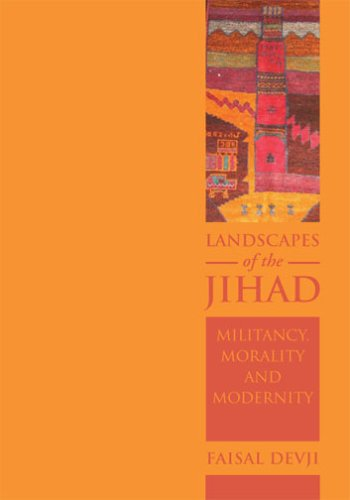 Landscapes of the Jihad Militancy, Morality, Modernity  2005 edition cover