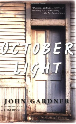 October Light   2005 edition cover