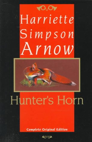 Hunter's Horn  Revised  edition cover