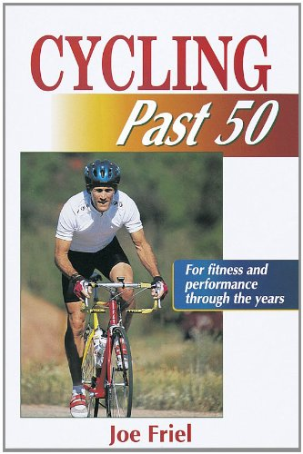 Cycling Past 50   1998 9780880117371 Front Cover