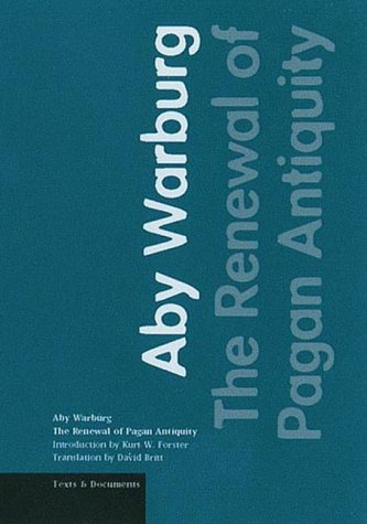 Renewal of Pagan Antiquity   1999 edition cover