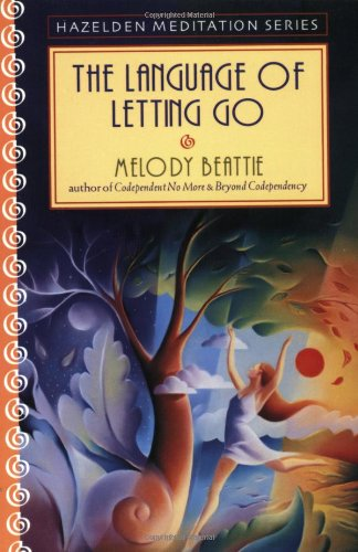 Language of Letting Go   1990 9780894866371 Front Cover
