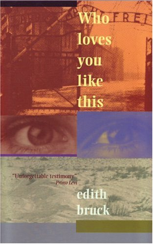 Who Loves You Like This  2nd 2001 edition cover