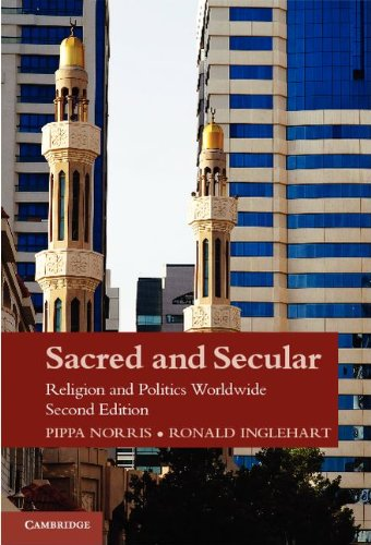 Sacred and Secular Religion and Politics Worldwide 2nd 2011 (Revised) 9781107648371 Front Cover