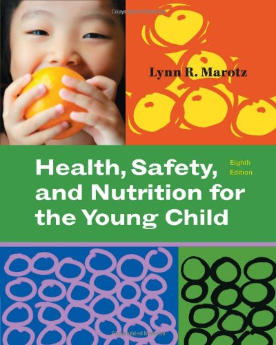 Health, Safety, and Nutrition for the Young Child  8th 2012 edition cover