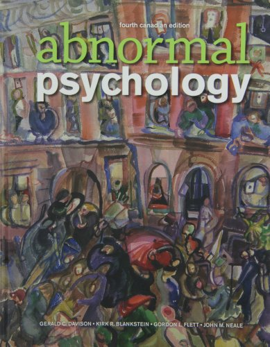 ABNORMAL PSYCHOLOGY-PACKAGE >C N/A 9781118017371 Front Cover
