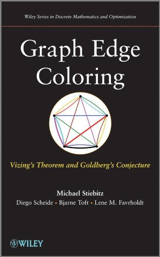Graph Edge Coloring Vizing's Theorem and Goldberg's Conjecture  2012 9781118091371 Front Cover