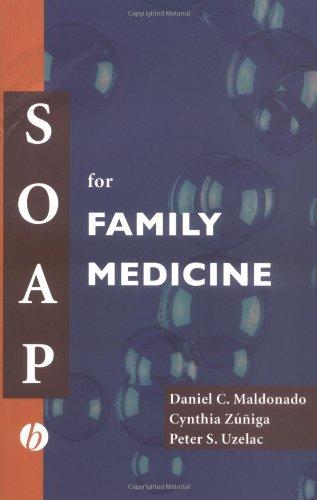SOAP for Family Medicine   2005 edition cover